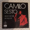 Discos de vinilo: SINGLE CAMILO SESTO. Lote 168583824