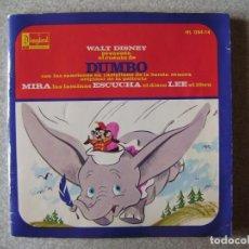 Discos de vinilo: WALT DISNEY.DUMBO...CUENTO DISCO. Lote 168585164