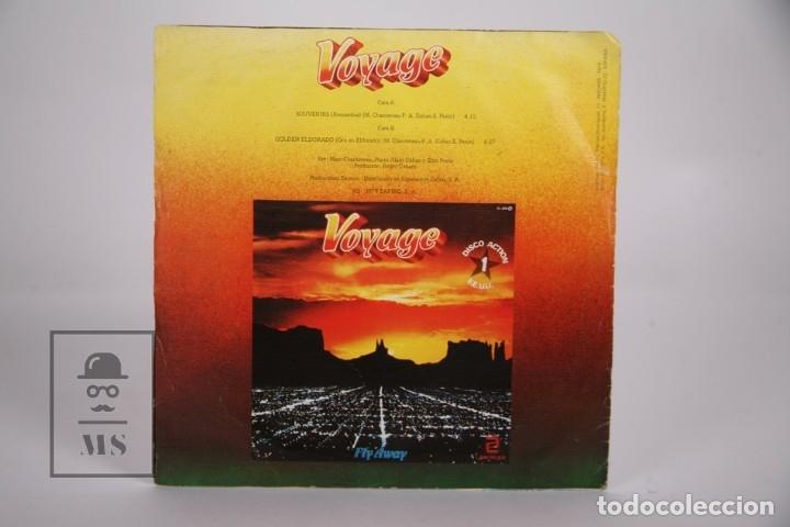Discos de vinilo: Disco Single De Vinilo - Voyage / Souvenirs, Golden Eldorado - Zafiro - Año 1979 - Foto 3 - 168596704