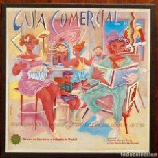 Discos de vinilo: CANCIONES PUBLICITARIAS AÑOS 30,40 Y 50. CAMARA DE COMERCIO 1980. 2 DISCOS Y LIBRO.. Lote 168612456