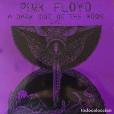 Discos de vinilo: PINK FLOYD – A DARK SIDE OF THE MOON LIVE. Lote 166024958