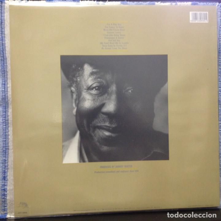 Discos de vinilo: MUDDY WATERS - KING BEE / LP VINILO 1981 SPAIN. NM-NM - Foto 2 - 168614484