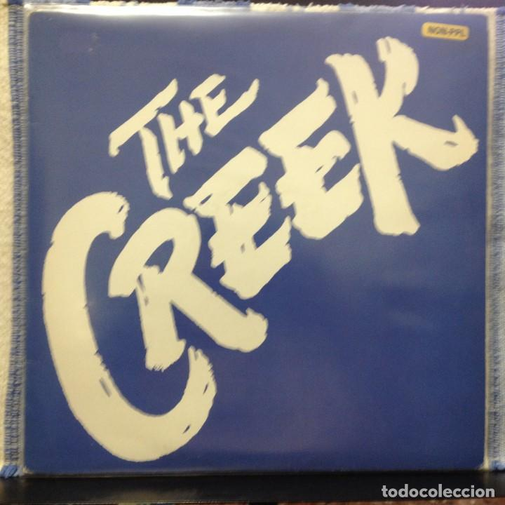 THE CREEK - THE CREEK / LP VINILO EDICION MUSIC FOR NATIONS MADE IN UK 1986. NM - NM (Música - Discos - LP Vinilo - Heavy - Metal)