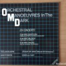 Discos de vinilo: ORCHESTRAL MANOEUVRES IN THE DARK. EN CONCIERTO (VINILO LP 1983). Lote 168629600
