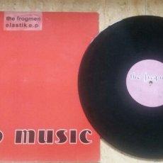 Discos de vinilo: THE FOGMEN.ELASTIK EP.. Lote 168633154