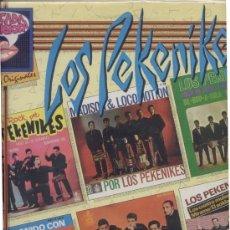Discos de vinilo: LOS PEKENIKES (2-3-4-5-6-7 EP) / LP DOBLE 33 RPM EDITADO POR HISPAVOX / NUEVO. Lote 168636276