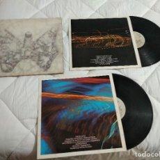 Discos de vinilo: CANARIOS / CICLOS / LP DOBLE 33 RPM / ARIOLA 1974 COMPARTIR LOTE. Lote 168636364