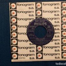 Discos de vinilo: DONNA SUMMER – HOT STUFF SELLO: PHILIPS – 68 32 176 FORMATO: VINYL, 7 , 45 RPM, SINGLE, PROMO . Lote 168640604