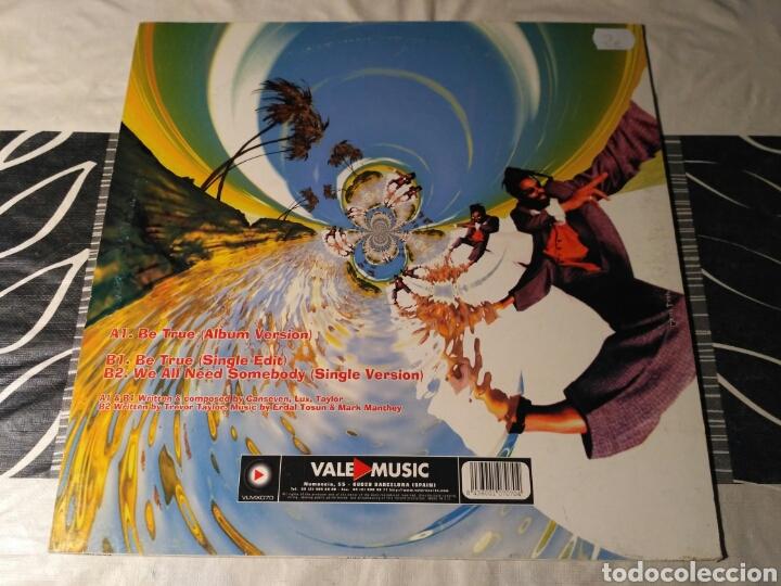 Discos de vinilo: Supa. T - Be True - Foto 2 - 168645600