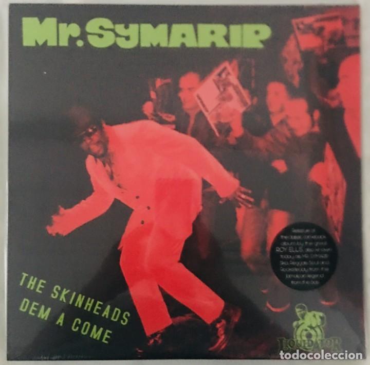 MR. SYMARIP – THE SKINHEADS DEM A COME LIQUIDATOR MUSIC LQ025LP 2 × LP VINILO PRECINTADO SKINHEAD (Música - Discos - LP Vinilo - Reggae - Ska)