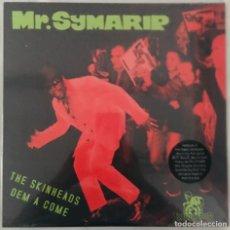 Discos de vinilo: MR. SYMARIP – THE SKINHEADS DEM A COME LIQUIDATOR MUSIC LQ025LP 2 × LP VINILO PRECINTADO SKINHEAD. Lote 168661852