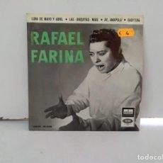 Discos de vinilo: RAFAEL FARINA . Lote 168663944