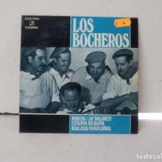 Discos de vinilo: LOS BOCHEROS . Lote 168666300