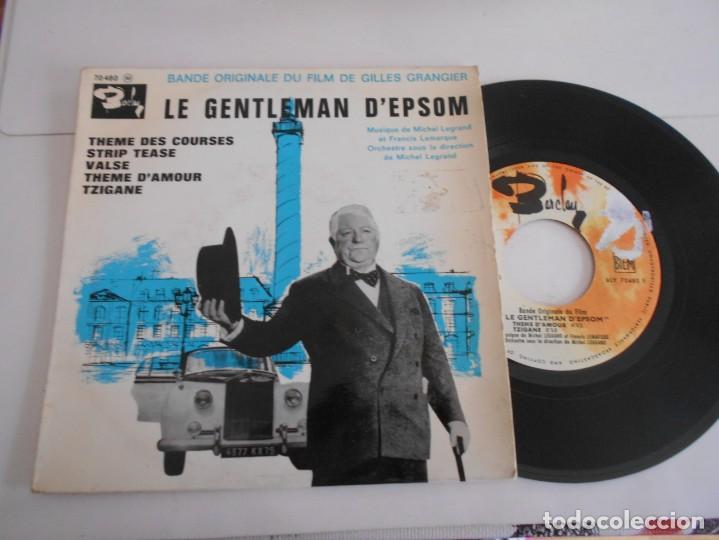 MICHEL LEGRAND-EP BSO DEL FILM LE GENTLEMAN D'EPSOM (Música - Discos de Vinilo - EPs - Bandas Sonoras y Actores)