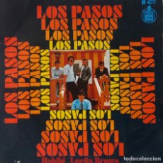 Discos de vinil: LOS PASOS. HABIBI. SINGLE ESPAÑA. Lote 168673468