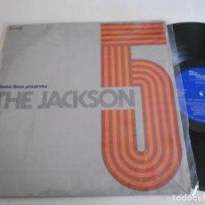 Discos de vinilo: THE JACKSON 5-LP DIANA ROSS PRESENTA THE JACKSON 5-ESPAÑOL 1970. Lote 168680380
