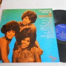 Discos de vinilo: THE MARVELETTES-LP LOS MAYORES EXITOS-ESPAÑOL 1974-NUEVO. Lote 168680992