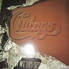Discos de vinilo: CHICAGO - CHICAGO X LP - ORIGINAL U.S.A. - - COLUMBIA 1976 - GATEFOLD COVER FUNDA Y ENCARTE COMPLETO. Lote 168690944