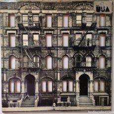 Discos de vinilo: LED ZEPPELIN - PHYSICAL GRAFFITI - LP DOBLE - ORIGINAL ESPAÑA 1975. Lote 168696406
