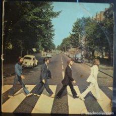 Discos de vinilo: THE BEATLES // ABBEY ROAD // 1969 // LABEL AZUL OSCURO// (VG VG).LP. Lote 168699060
