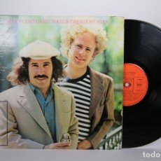 Discos de vinilo: DISCO LP DE VINILO - SIMON AND GARFUNKEL'S / GREATEST HITS - CBS - 1972. Lote 168705426