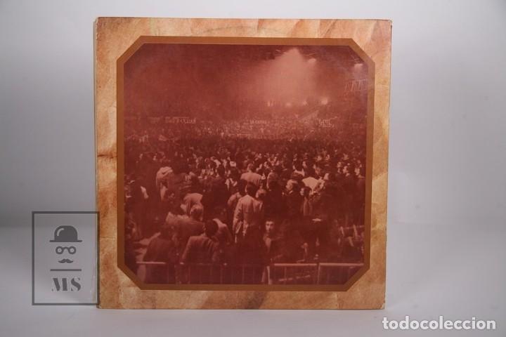 Discos de vinilo: Doble Disco LP De Vinilo- Raimon / El Recital de Madrid - Movieplay 1976 - Portada Abierta + Libreto - Foto 5 - 168705486