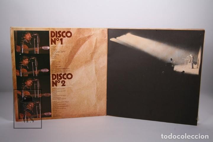 Discos de vinilo: Doble Disco LP De Vinilo- Raimon / El Recital de Madrid - Movieplay 1976 - Portada Abierta + Libreto - Foto 4 - 168705486