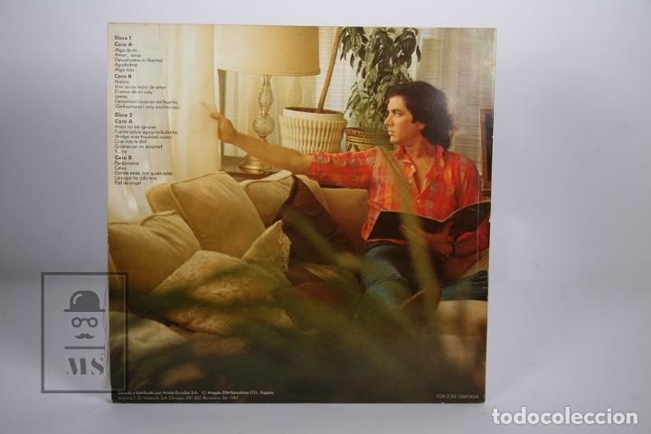 Discos de vinilo: Doble Disco LP De Vinilo - Camilo Sesto / Muy Personal - Ariola - Año 1982 - Portada Abierta - Foto 5 - 168705968
