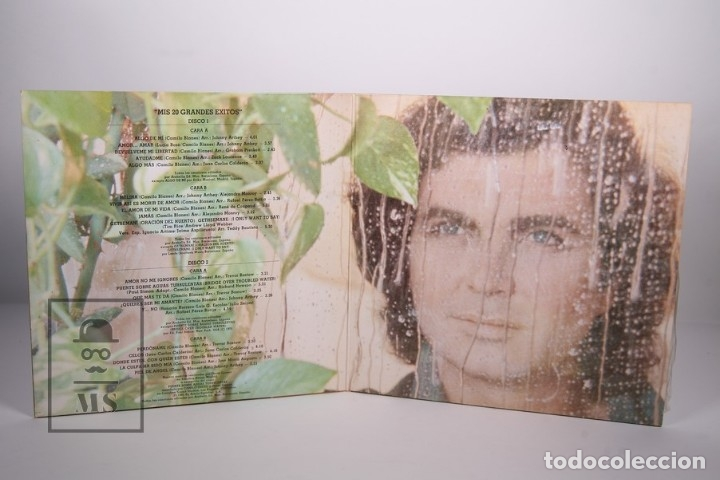 Discos de vinilo: Doble Disco LP De Vinilo - Camilo Sesto / Muy Personal - Ariola - Año 1982 - Portada Abierta - Foto 4 - 168705968