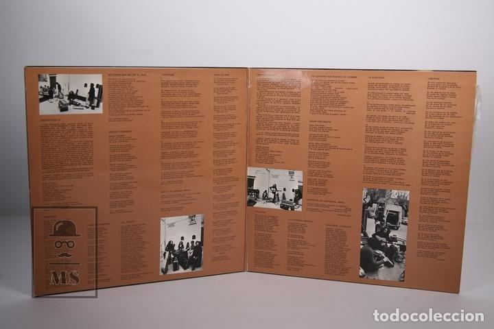Discos de vinilo: Disco LP De Vinilo - Ramon Muntaner / Croniques - Movieplay - Año 1977 - Portada Abierta - Foto 3 - 168706186