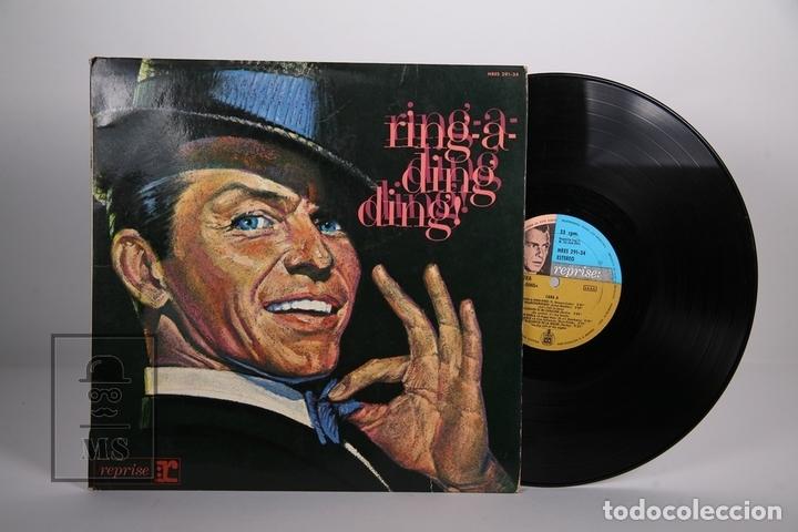 DISCO LP DE VINILO - FRANK SINATRA / RING A DING DING! - REPRISE - AÑO 1971 (Música - Discos - LP Vinilo - Jazz, Jazz-Rock, Blues y R&B)