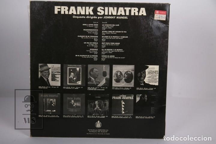 Discos de vinilo: Disco LP De Vinilo - Frank Sinatra / Ring A Ding Ding! - Reprise - Año 1971 - Foto 3 - 168706280