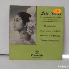 Discos de vinilo: LOLA FLORES . Lote 168720564