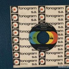 Discos de vinilo: BLONDIE – CORAZÓN DE CRISTAL / PICTURE THIS SELLO: ARIOLA – 0112 FORMATO: VINYL, 7 45 RPM, PROMO. Lote 168723912