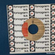 Discos de vinilo: SANTABÁRBARA* – DONDE ESTÁN TUS OJOS NEGROS SELLO: EMI – 10 C006-21.275 FORMATO: VINYL, 7 . Lote 168725200