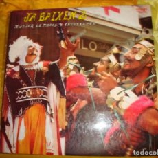 Discos de vinilo: JA BAIXEN 2, MUSICA DE MOROS Y CRISTIANOS. BANDA MUNICIPAL DE ALCOY. ALBERRE, 1981. IMPECABLE (#). Lote 168726736