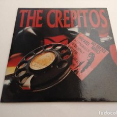Discos de vinilo: SINGLE/THE CREPITOS/WICKED MIND.. Lote 168727940