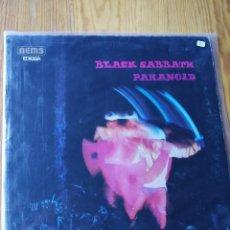 Discos de vinilo: LP BLACK SABBATH- PARANOID,(BUEN ESTADO DE CONSERVACIÓN).. Lote 168731916
