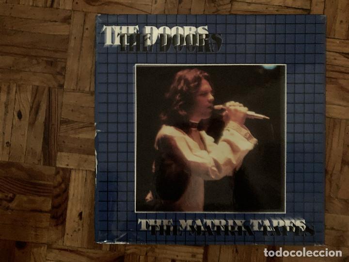THE DOORS – THE MATRIX TAPES SELLO: THE SWINGIN' PIG – TSP 047 3 FORMATO: 3 × VINYL, LP, LIMITED (Música - Discos - LP Vinilo - Pop - Rock Extranjero de los 50 y 60)