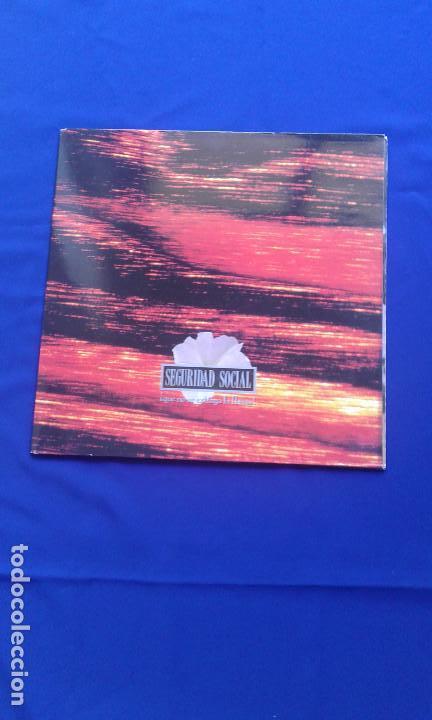 Discos de vinilo: VINILO SEGURIDAD SOCIAL - Foto 2 - 168739192