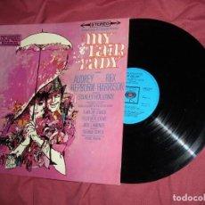 Discos de vinilo: MY FAIR LADY LP BANDA SONORA ORIGINAL EDICION CBS ENGLAND. Lote 168741972