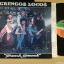 Discos de vinilo: GRINGOS LOCOS PUNCH DRUNK (USA). Lote 168744182