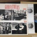 Discos de vinilo: THE GODFATHERS BIRTH, SCHOOL, WORK, DEATH. Lote 168747293