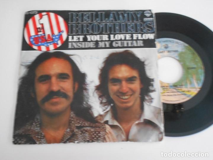 Bellamy Brothers Single Let Your Love Flow