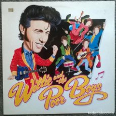 Discos de vinilo: WILLIE AND THE POOR BOYS. WILLIE & THE POOR BOYS. MERCURY, GERMANY 1985 LP. Lote 168787044