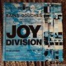 Discos de vinilo: JOY DIVISION - BAINS DOUCHES. Lote 168790590