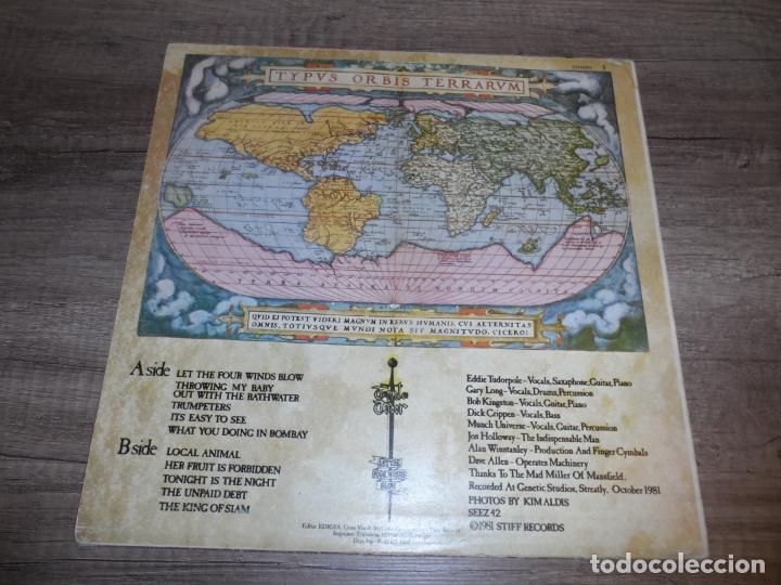 Discos de vinilo: TENPOLE TUDOR - LET THE FOUR WINDS BLOW - Foto 2 - 168806828