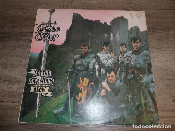 TENPOLE TUDOR - LET THE FOUR WINDS BLOW (Música - Discos - LP Vinilo - Punk - Hard Core)