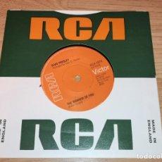 Discos de vinilo: ELVIS PRESLEY 7 SINGLE,UK PRESS 1970 * RARE* ROCKABILLY-GENE VINCENT(COMPRA MINIMA 15 EUR). Lote 168817672