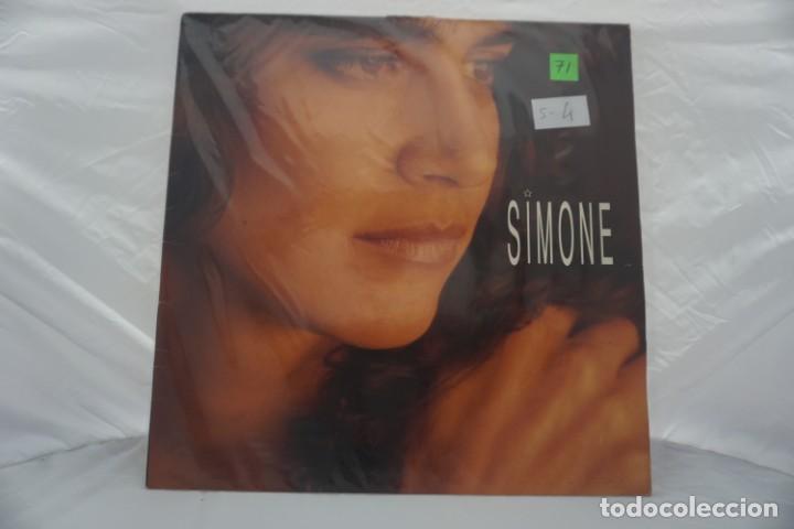 VINILO LP - SIMONE (Música - Discos - LP Vinilo - Otros estilos)